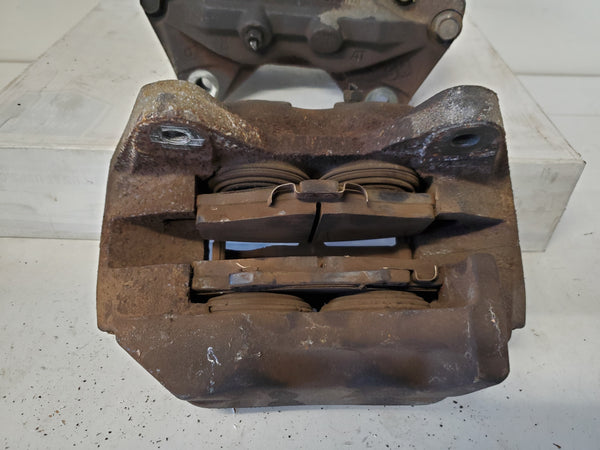 JDM 96 97 98 99 Toyota 4Runner Front 4 Piston Brake Caliper (Left and Right) OEM