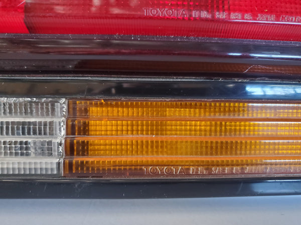 PAIR JDM 84-89 Toyota AW11 MR2 Rear Tail lights lamp KOUKI TAIL LIGHT LIGHTS