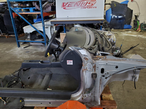 JDM Honda EK9 EK4 EJ5  Civic Domani Ferio  Right Hand Drive Conversion 96-00