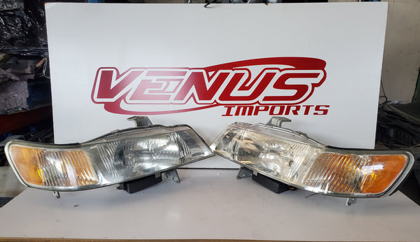 JDM Honda Odyssey RL1 RL2 J35A RL3 Headlights Head Lamps HID Lights Pairs 99-03