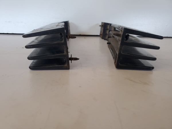 NISSAN Silvia S13 Front Bumper Insert Grill Panel JDM Silvia bumper Grille OEM