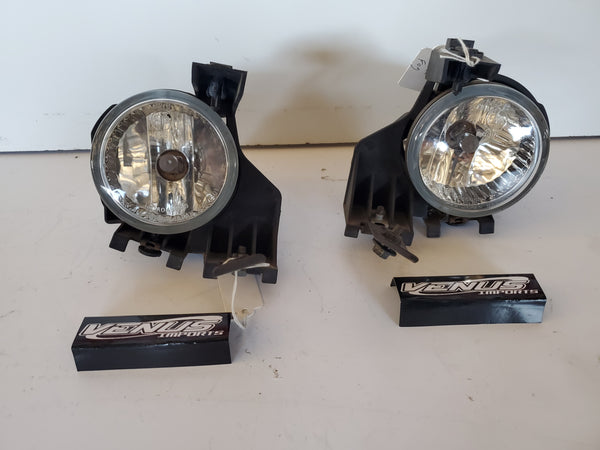 2008-2011 Subaru Fog Light Lamp Kit Impreza WRX  OEM H4510FG000 Set Left & Right