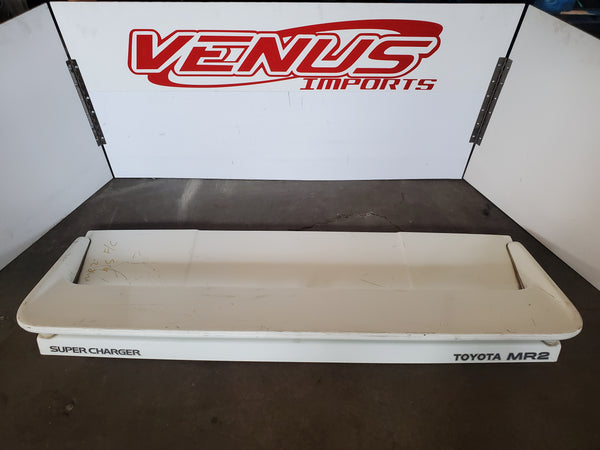 JDM Toyota MR2 Trunk Lid w/ Spoiler MK1 AW11 85-89 OEM Supercharged