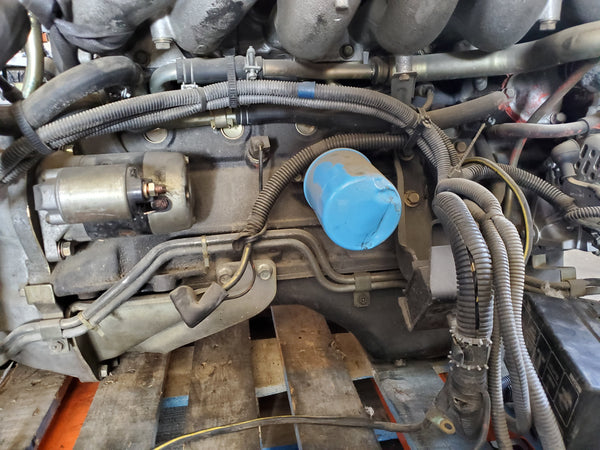 JDM RB20DET SKYLINE R32 GT-S 2.0L TURBO ENGINE ONLY - 240SX 240Z 260Z S13 S14