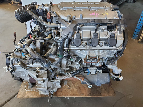 03-07 HONDA ACCORD JDM J30A 3.0L V6 MOTOR AUTOMATIC TRANSMISSION JDM J30A ENGINE