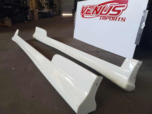 JDM Honda Integra dc5 Acura RSX AUTHENTIC MUGEN Side Skirts 02-06 REAL NOT REP!!  Rare item!!!