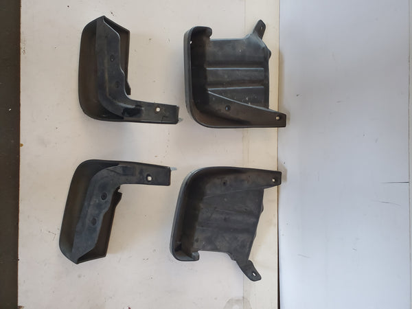 JDM 04-08 ACURA TSX HONDA ACCORD EURO R CL7 CL9 MUD FLAPS SPLASH GUARDS OEM