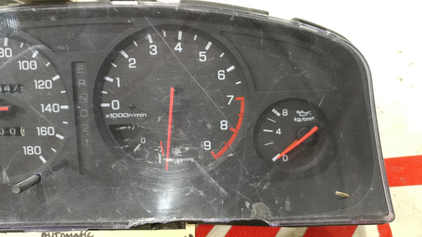 R33 Nissan Skyline GTS-T Automatic gauge cluster speedometer