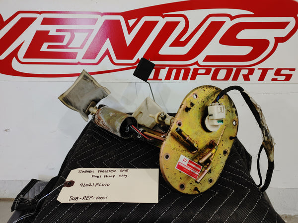 SUBARU FORESTER SF5 JDM Fuel pump assembly unit EJ20