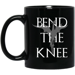 You Best Bend The Knee Mug - Mother Of Dragons Mug