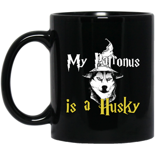 My Patronus Is A Husky Mug Husky Lovers