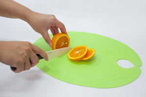 Zaniin Eco-Friendly TPU Index Chopping Board Set