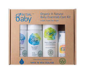 Initial Baby Baby Essentials Care Kit