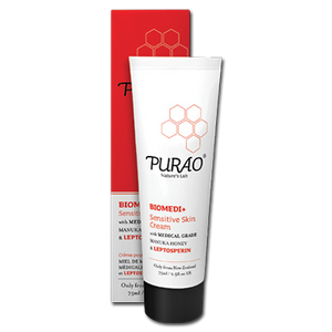 PURAO BIOMEDI+® Sensitive Skin Cream 75ml