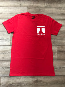 Tecabu Red T-Shirt