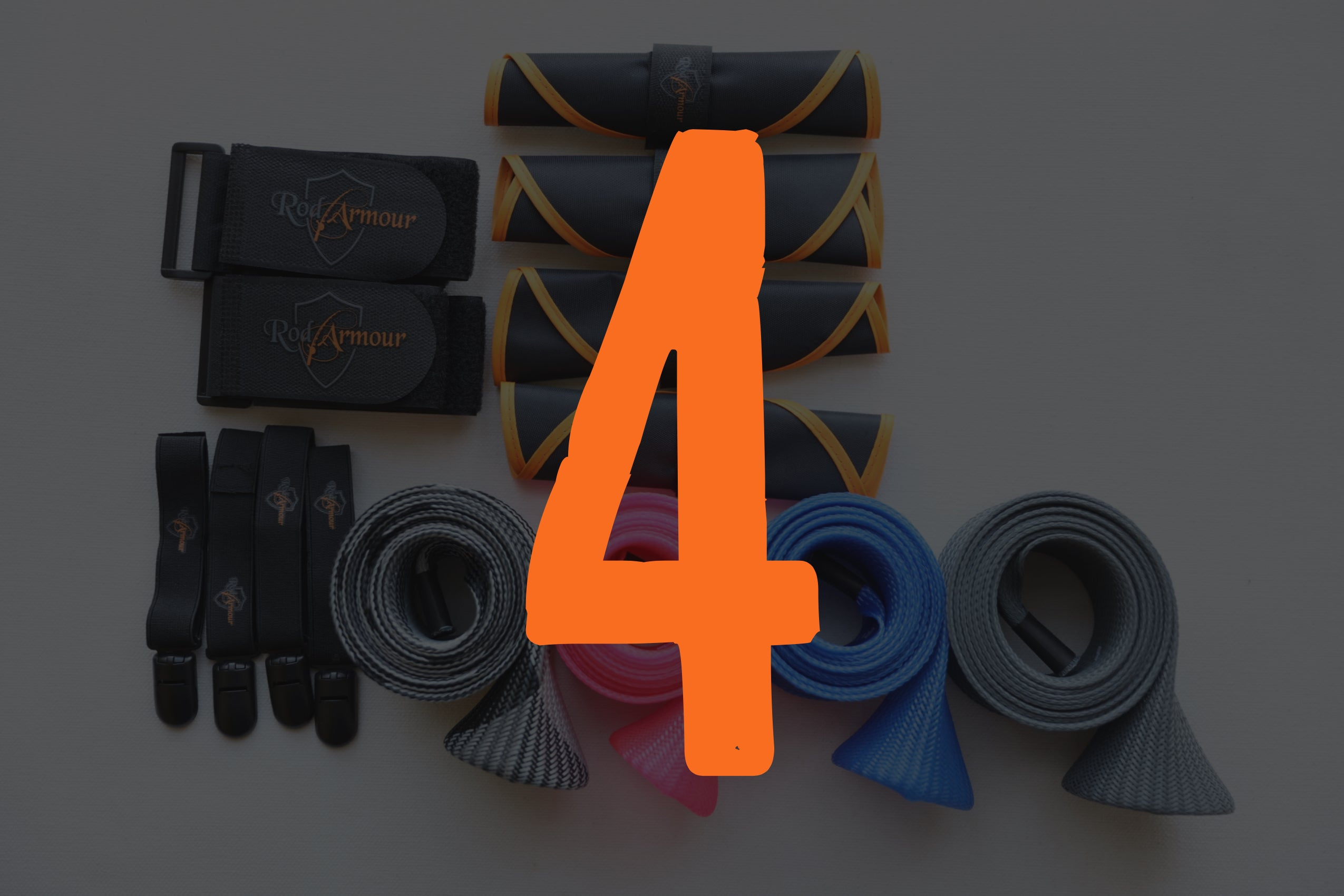 The Complete Solution 4 Pack – Rod Armour
