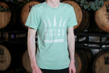 Classic RDBCo. Sea Foam Green Tee
