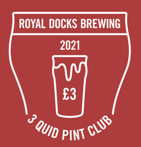 RDBCo. Pint Club 2021
