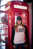 Phone Booth Fund Long Sleeve Tee
