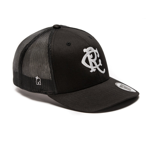 Rex Club Athletic Trucker - Black
