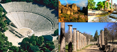 Book 4 day Classical Greece Tour from Athens All Inclusive Skip the Line - Tripatricks