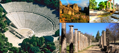 Book 4 day Classical Greece Tour from Athens All Inclusive Skip the Line
