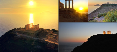 Book Sunset Tour Cape Sounion and Temple of Poseidon from Athens - Tripatricks