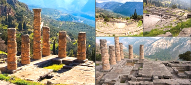 Book a 2 Day Tour to Delphi from Athens with Hotel & Half Board included and skip the line - Tripatricks