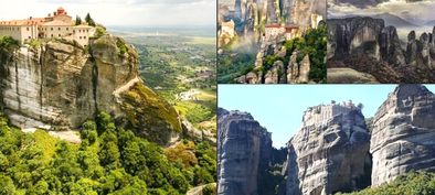 Book a Full Day Private Tour to Meteora & Vergina starting from Athens ending in Athens - Tripatricks