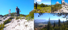 Book the Original Mountain Hiking Private Tour of Lefkada with BBQ incl.
