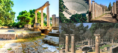 Book this 3 Day Classical Greece Tour From Athens, an Ancient Greek Tour to important Unesco sites like Epidaurus, Mycenae, Olympia, Delphi and skip the line - Tripatricks