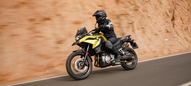 Rent a BMW F750GS in Athens - Tripatricks