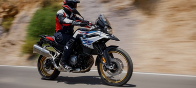 Rent a BMW F850GS in Athens - Tripatricks