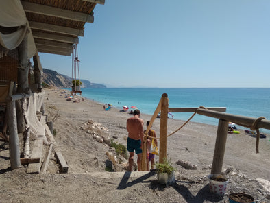 This is How to get to Gialos Beach. Get Directions in Lefkada Island - tripatricks linking people to adventure