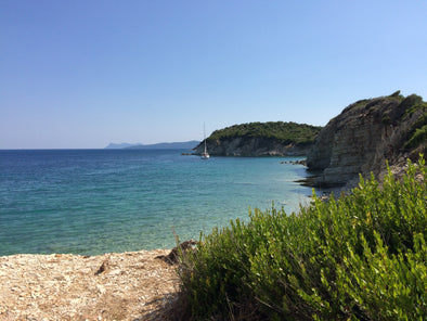 Discover the crystal waters of the Ionian Sea on a day cruise over Lefkada beaches Meganisi Skorpios Ithaca Kefalonia Kalamos Kastos Paxos - Tripatricks