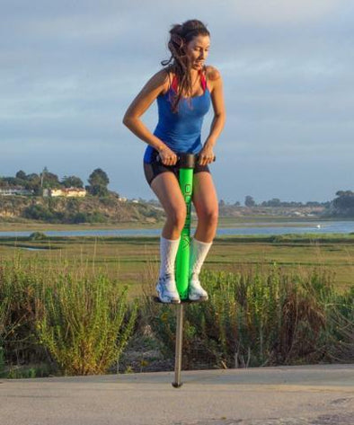 Tripatricks is an official partner and re-seller of Vurtego Pogo Sticks. Top quality pogo stick for aerobics. Fast Shipping to Norway, England, Denmark, Sweden, Australia, Canada, Spain, Greece, Cyprus & worldwide