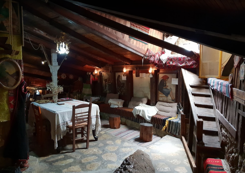 Lefkada Tours: A Tailor-made Tour to the mountain villages of Lefkada Karya Village Lefkada Englouvi Village Lefkada Folklore museum in Karya - Tripatricks