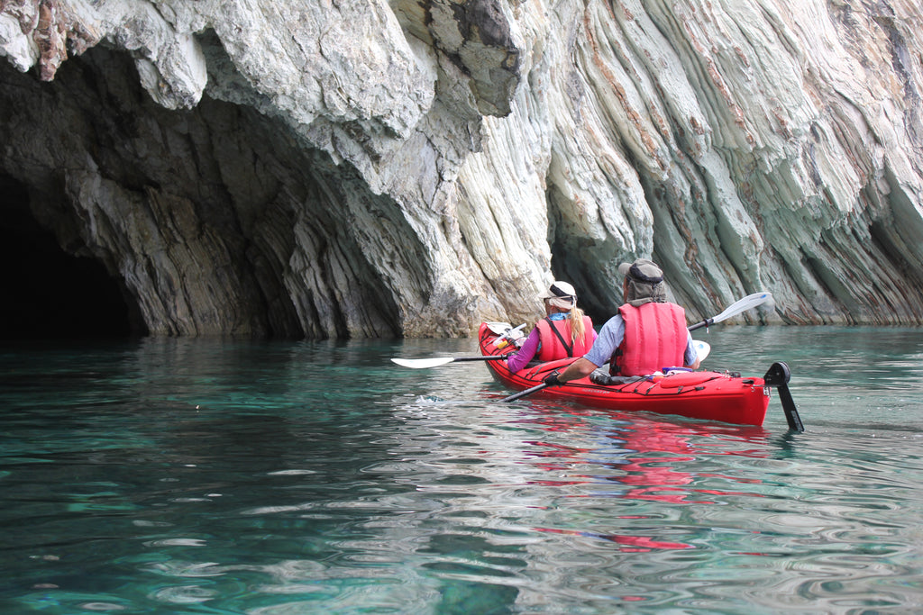Book a sea Kayaking with snorkeling at the beach of Vassiliki and combine it with a private tour at the beaches of Lefkada. Book online Sea Kayaking Private tours lessons Lefkada Meganisi Lessons Sea Kayaking School Lefkada Sea Kayaking Lefkada Vasiliki Nidri Meganisi Vathy Spilia 2019 Plan your Holidays in Lefkada Book Tailor made tours Adventure Activities - Tripatricks
