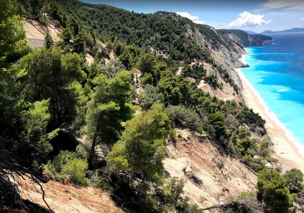 Egremni Beach How to Access Egremni Beach Visit Lefkada beaches 2019 on your holidays to Lefkada island Greece. Plan your holiday to Lefkada 2019 find visit stunning beaches in the Mediterranean Sea. Porto Katsiki, Egremni, and Kathisma, Kavalikefta, Gialos, Pefkoulia beach after the earthquake. Book online Adventure Activities Pragliding boat rentals cruises. Beaches for nudism Lefkada Beaches visit Porto Katsiki Beach, How and When to go to Egremni Beach Lefkada, Egremni Beach no Stairs, Egremni Beach Earthquake. Lefkada Beaches. Where to Find the Best beaches in Lefkada on your Holiday. Porto Katsiki Beach, Kathisma Beach, Egremni Beach, Kalamitsi Beach, Agios nikitas Beach, Tsoukalades Beach, Milos Beach, Agios Ioannis Beach, Vasiliki Beach, Pefkoulia Beach, Nikiana Beach, Kastro Beach, Gyra Beach, Beaches For Windsurfing Lefkada, Beaches For KiteSurfing Lefkada, Lygia Beach, Nidri Beach, Poros Beach, Mikros Gyalos Beach, Sivota Beach, Vasiliki Beach  How to access Egremni Beach Lefkada beaches: Visit famous and awarded beaches in the Lefkada 2019, Greece. Learn how to access beaches after the earthquake on the west coast of Lefkada and get adventures! -Tripatricks