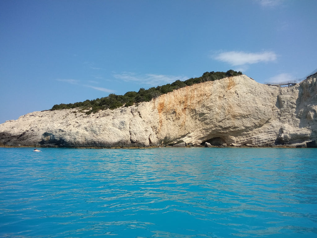 Paris Match: Porto Katsiki in the 10 best Greek beaches - Tripatricks