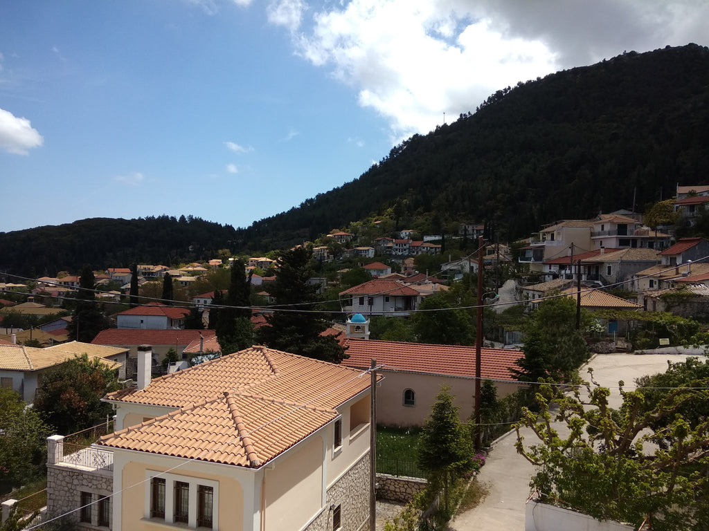 Lefkada Tours: A Tailor-made Tour to the mountain villages of Lefkada Karya Village Lefkada Englouvi Village Lefkada - Tripatricks