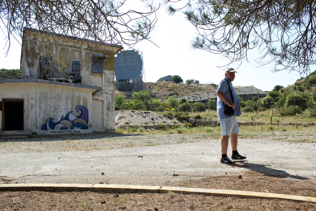 Abandoned US Army base in Lefkada An ideal tailor-made private day tour for your holidays in Lefkada! A unique adventure during our day including traditional places like Karya, Englouvi, the top of the mountain, Kavalikefta, Gyra and Kastro beach - Tripatricks