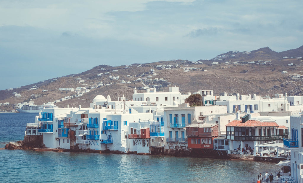 This is why is Mykonos worth visiting! Find Tours & How to Get Around Visit Little Venice Delos Winmdills  Rhenia - tripatricks linking people to adventure