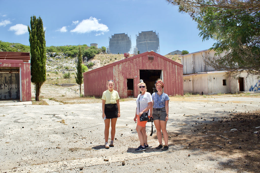 A great tour to the mountain of Lefkada and the villages abandoned US army base Mountain Lefkada - Tripatricks