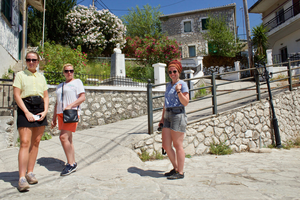 A great tour to the mountain of Lefkada and the villages Kavalos Village Lefkada - Tripatricks
