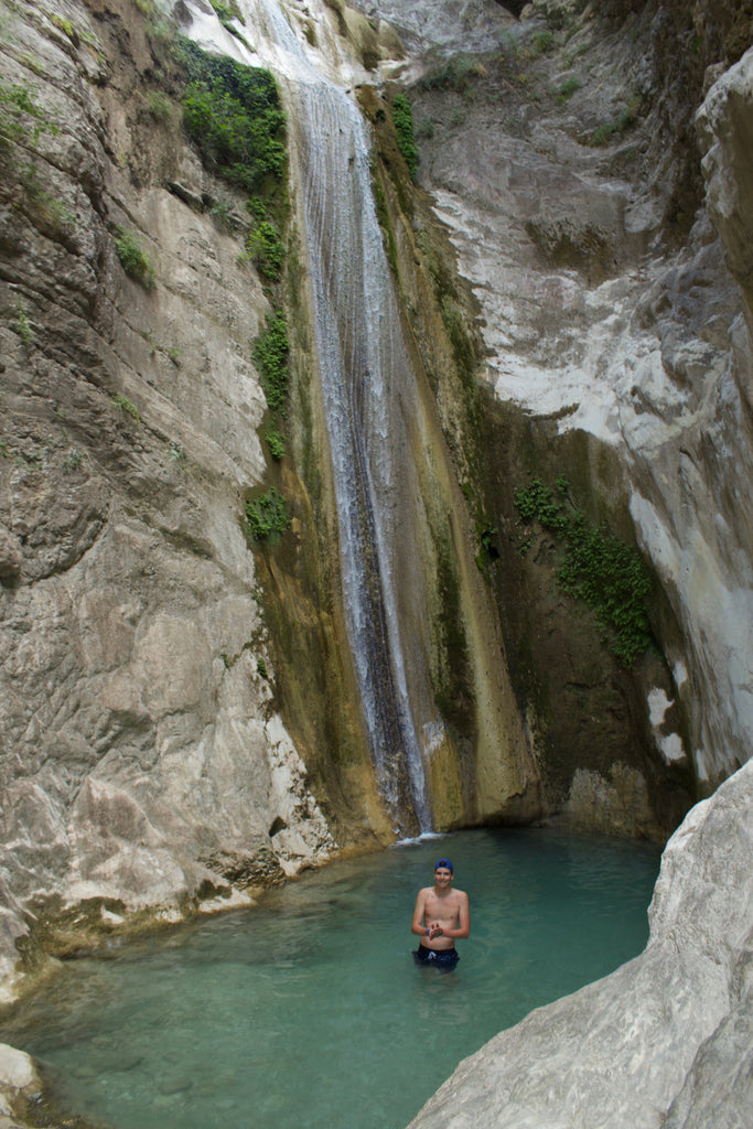 Holidays in Lefkada? Chose the cosmopolitan Nydri in Lefkada visit Dimodsari Waterfalls- Tripatricks