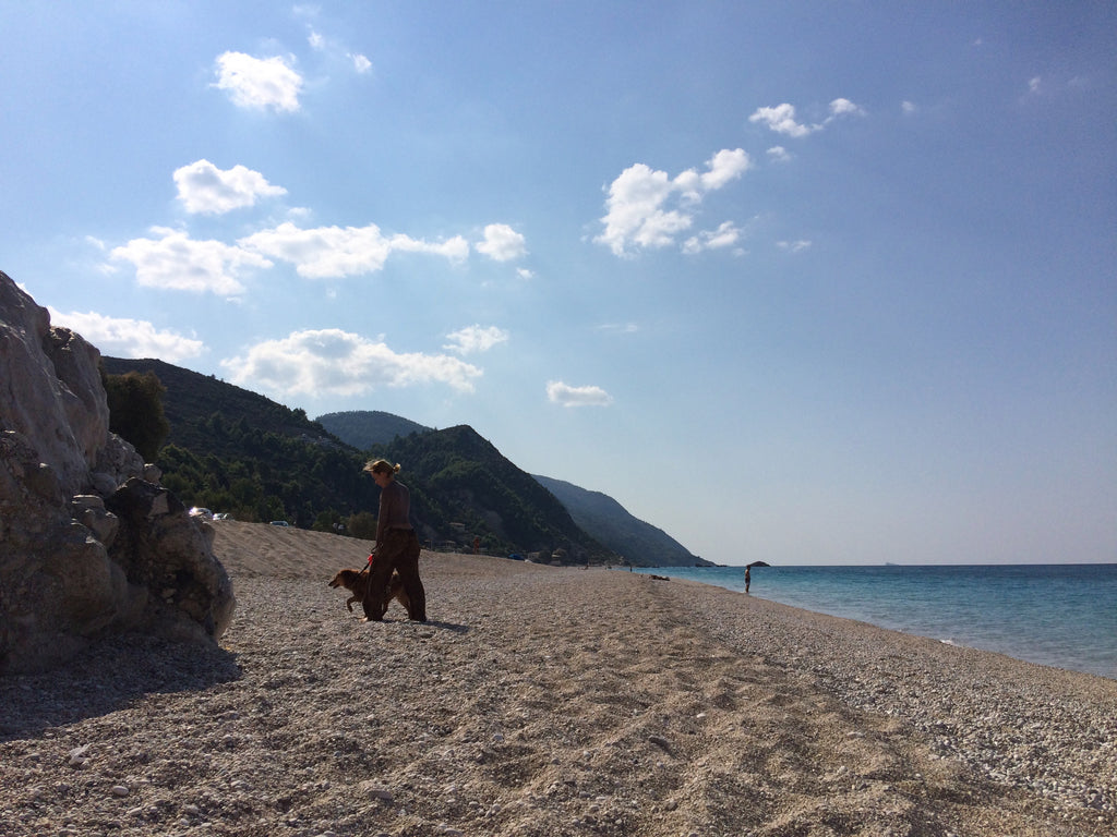 Kathisma Beach Lefkada, Lefkada Tours to Beaches: visit Kathisma beach Long beach - Tripatricks