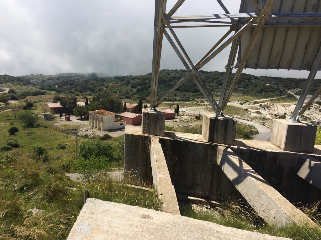 An Abandoned US Army Base at the top of the mountain of Lefkada - Tripatricks