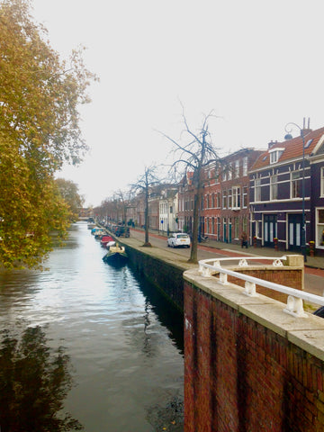 Tripatricks-Haarlem-Spaarne-Bridge