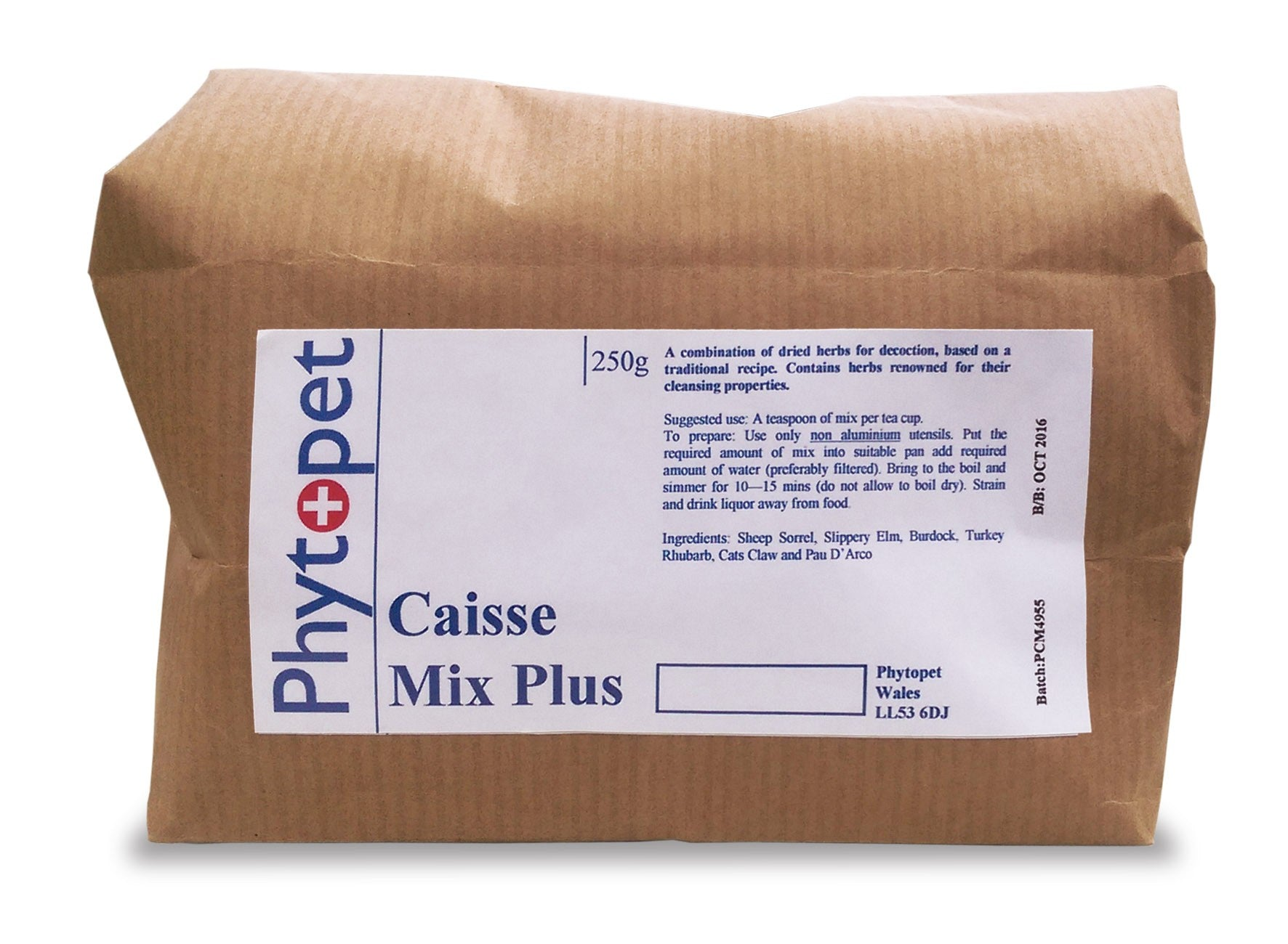 Phytopet Caisse Mix Cleansing Immune Support Supplement All Natural